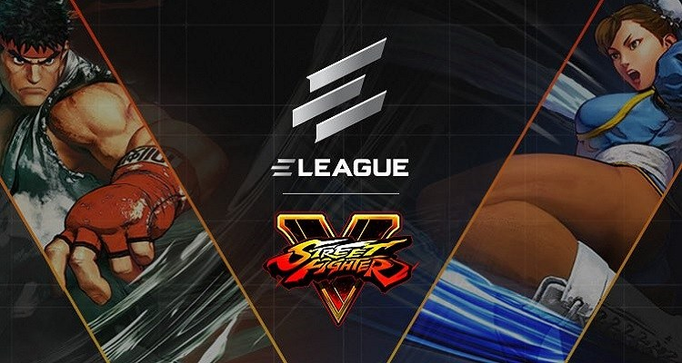 ELEAGUE Street Fighter 5 V Live Streaming video online free (watch today)