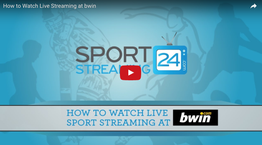 Bwin Live Streaming Video