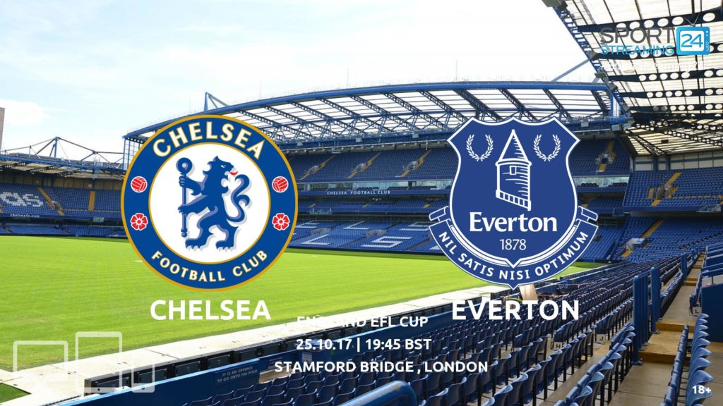 Thumbnail image for Chelsea v Everton Live Streaming EFL Cup