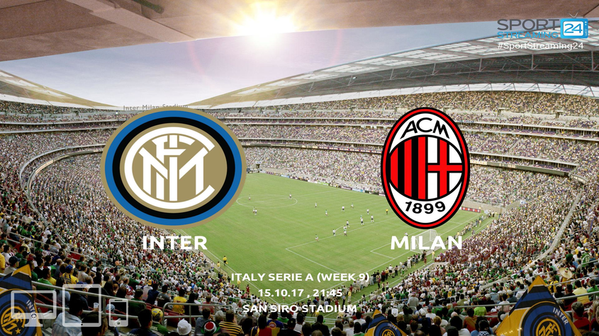 Thumbnail image for Inter vs Milan Live Stream | 15.10.17