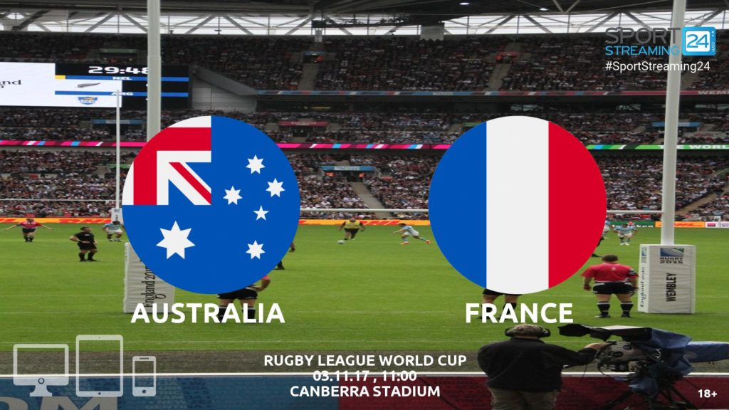 Thumbnail image for Australia v France Live Stream Rugby League