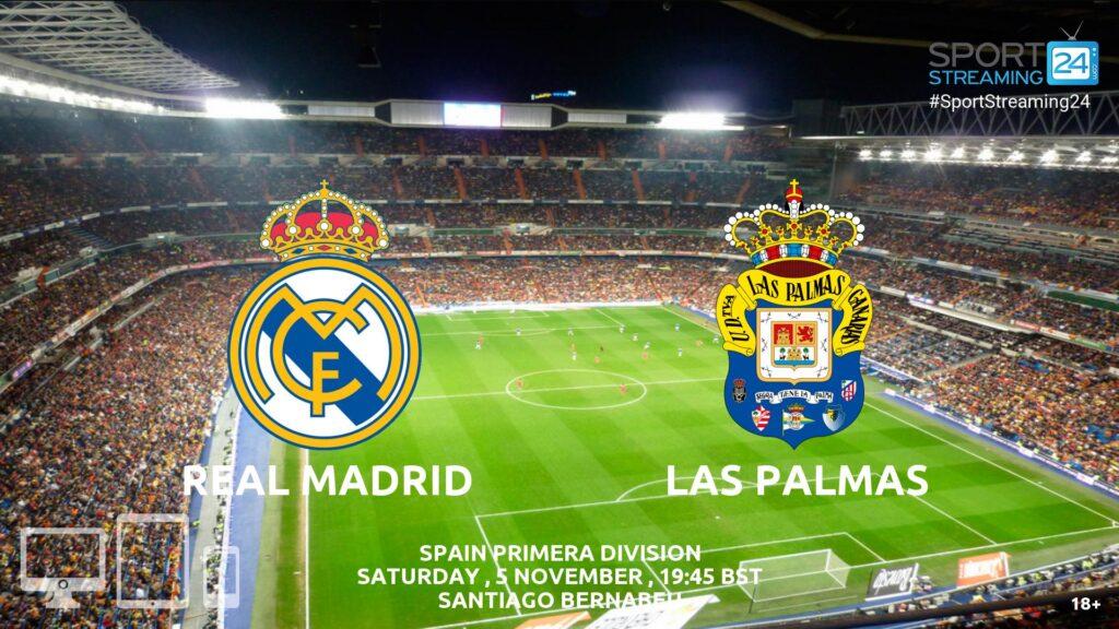 Thumbnail image for Real Madrid v Las Palmas Live Stream La Liga