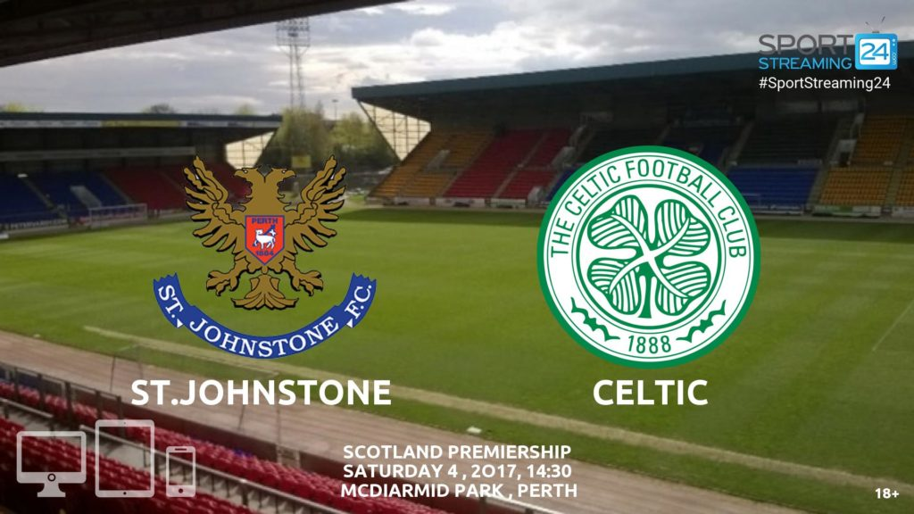 Thumbnail image for St.Johnstone v Celtic Live Stream Premiership