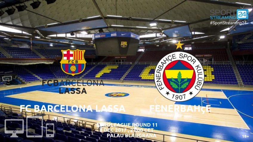 Thumbnail image for Barcelona v Fenerbahce Live Stream