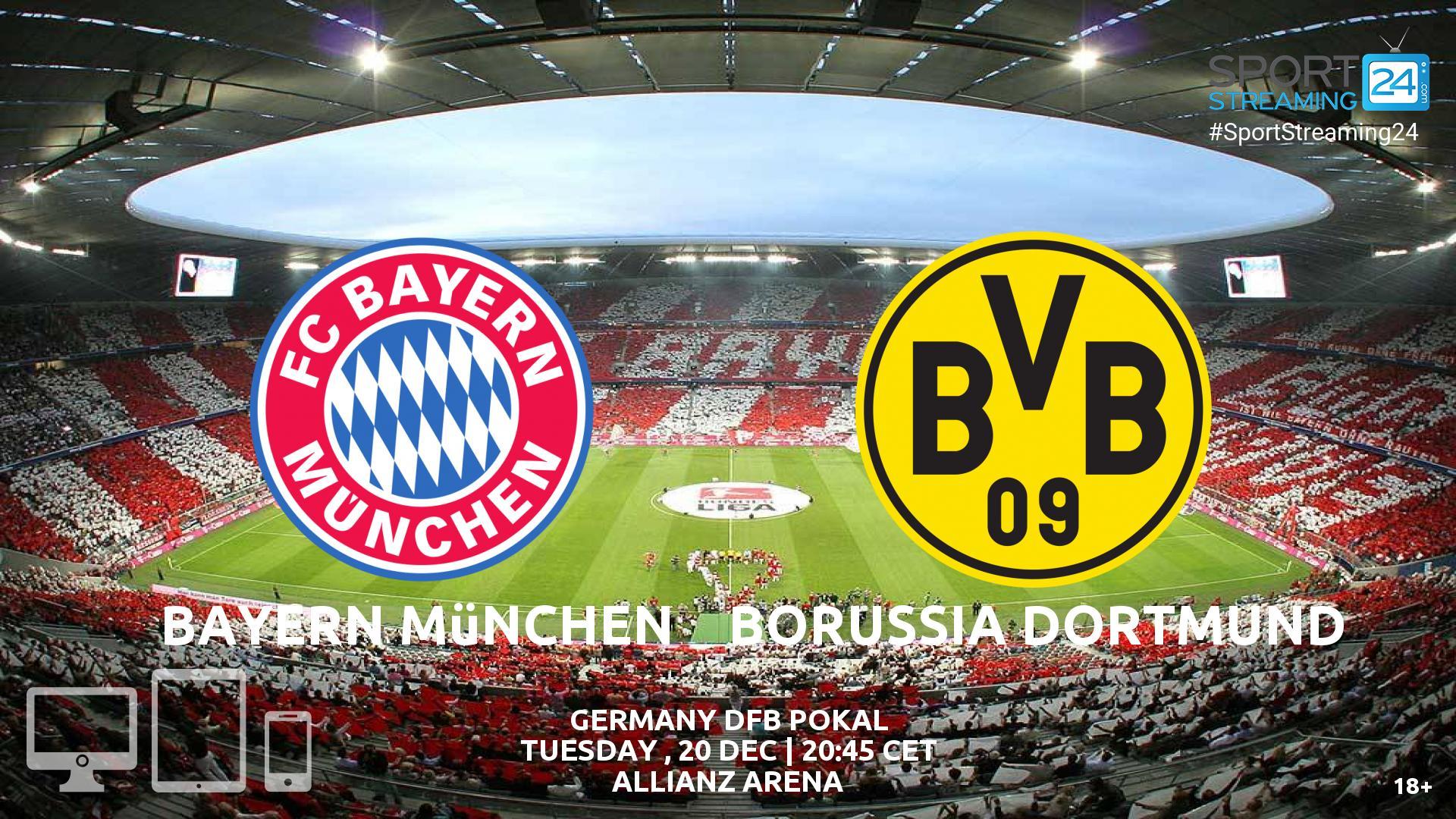 Livestream Bayern Hsv