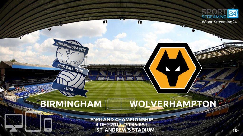 Thumbnail image for Birmingham v Wolverhampton Live Stream
