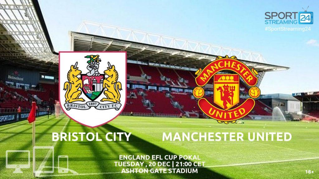 Thumbnail image for Bristol City v Manchester United Live Stream