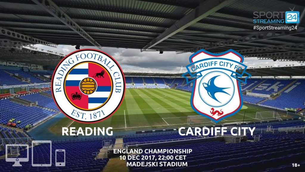 Thumbnail image for Reading v Cardiff City Live Stream