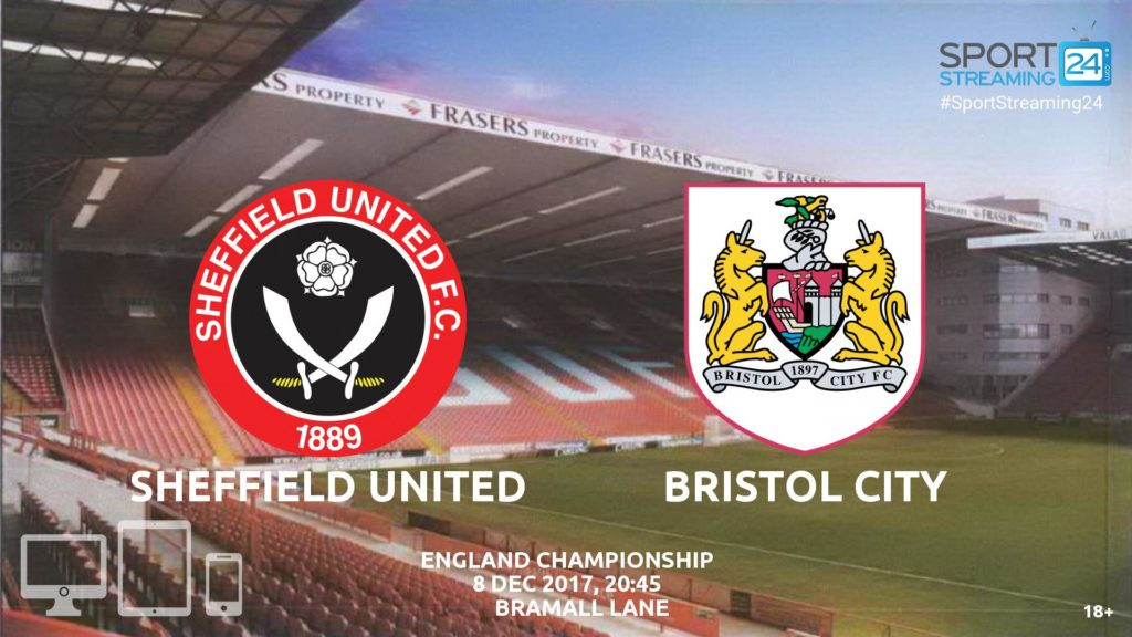 Thumbnail image for Sheffield United v Bristol City Live Stream