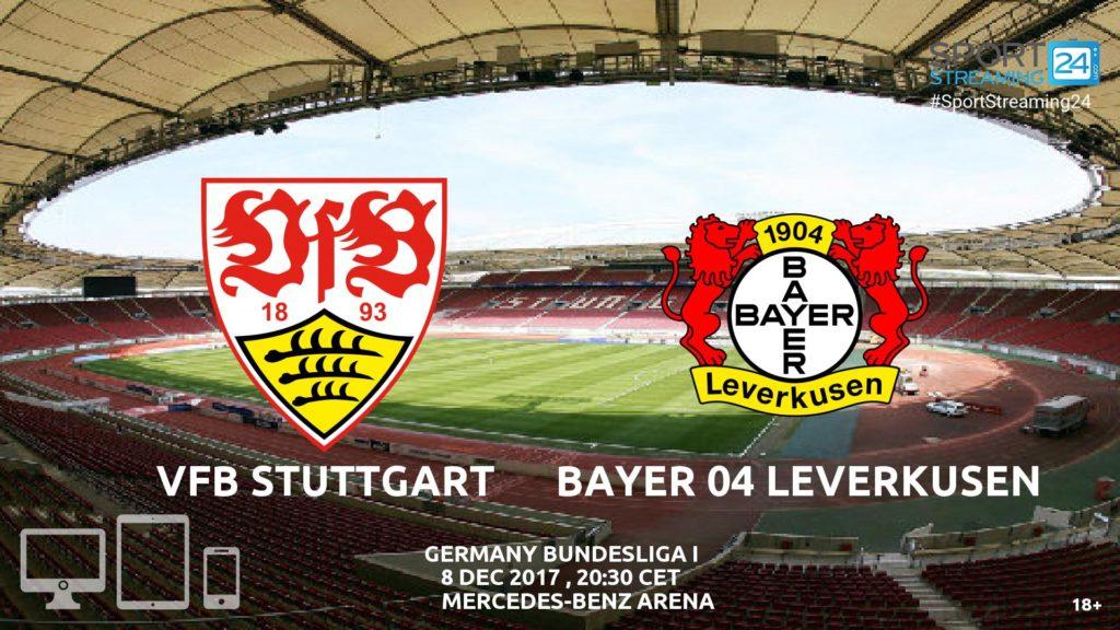 Thumbnail image for Stuttgart v  Bayer Leverkusen live Stream