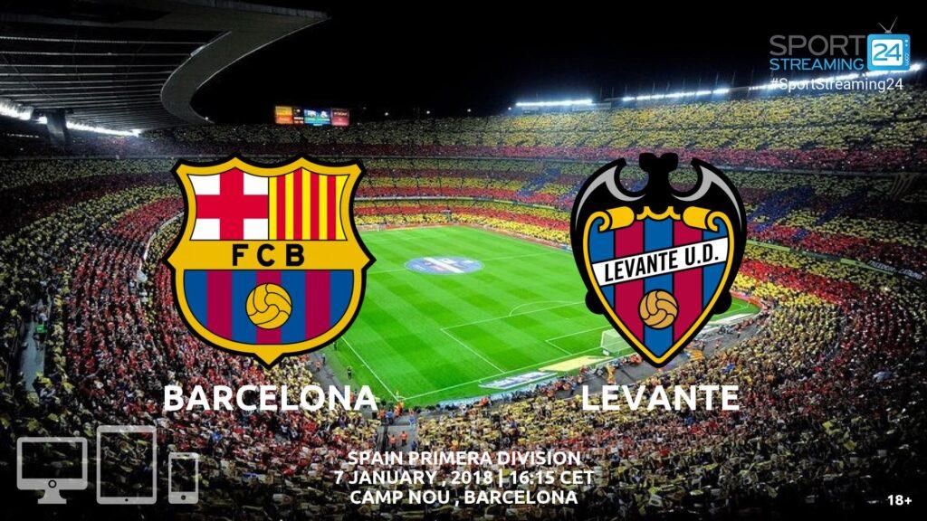 Thumbnail image for Barcelona v Levante live Stream