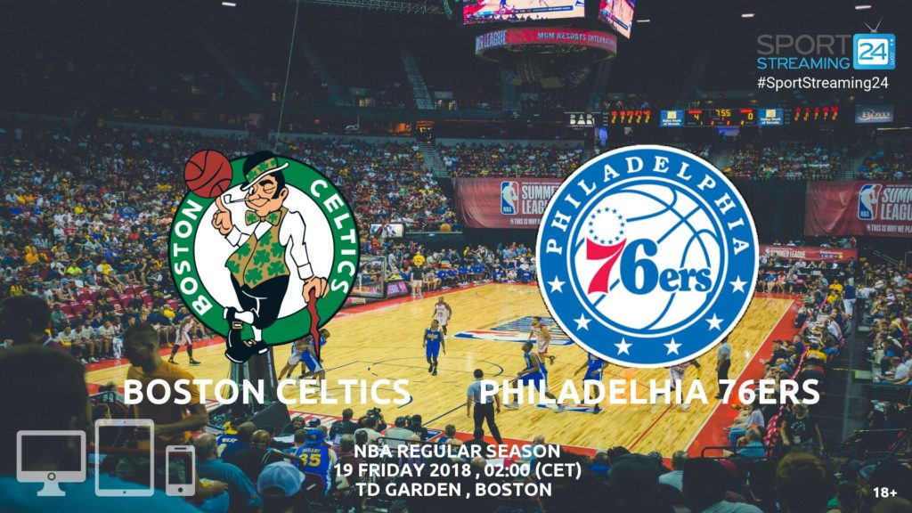 Thumbnail image for Boston Celtics v Philadelphia 76ers Live Stream