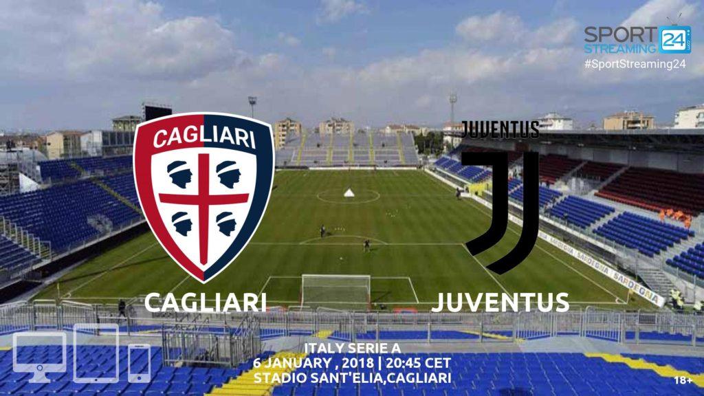 Thumbnail image for Cagliari v Juventus Live Stream