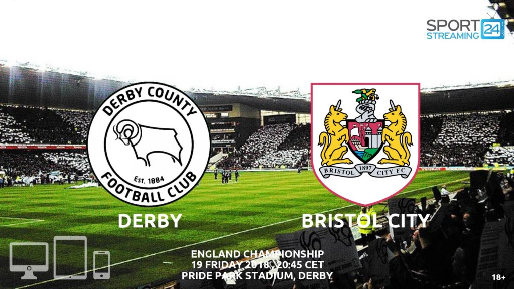 Thumbnail image for Derby v Bristol City Live Streaming