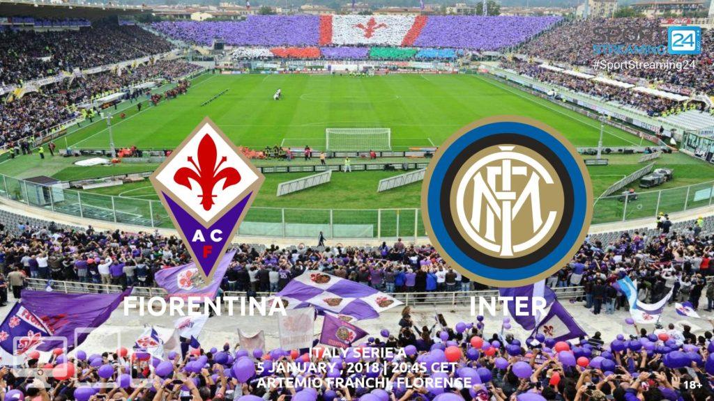 Thumbnail image for Fiorentina v Inter Live Streaming