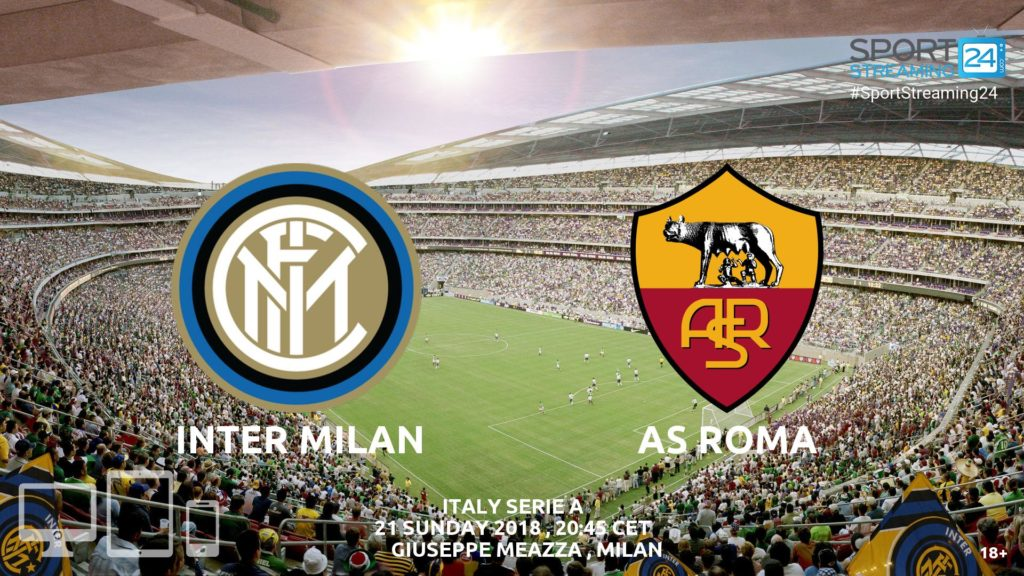 Thumbnail image for Inter vs Roma Live Streaming