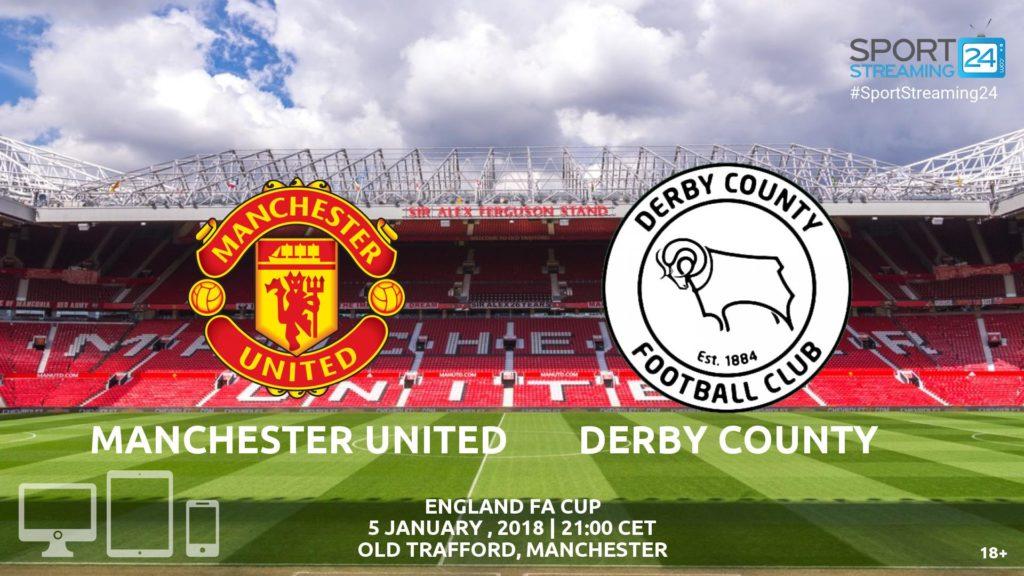 Thumbnail image for Manchester United v Derby Live Stream
