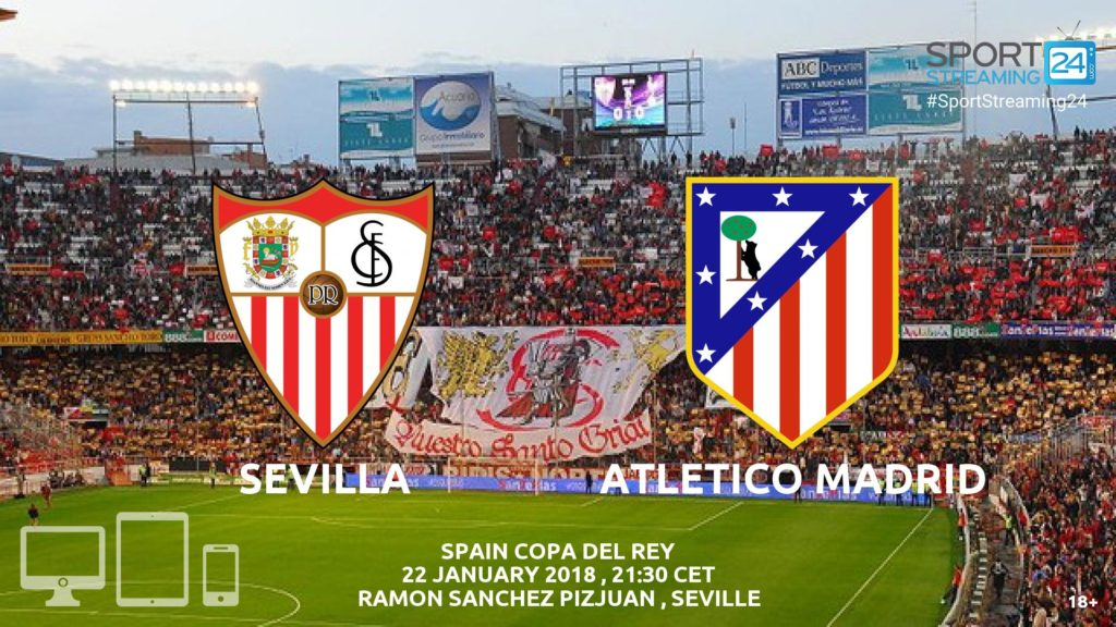 Thumbnail image for Sevilla v Atletico Madrid Live Stream | Match Preview and News