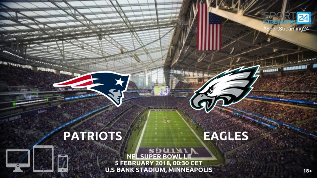 Thumbnail image for New England Patriots v Philadelphia Eagles Betting Preview Super Bowl 2018