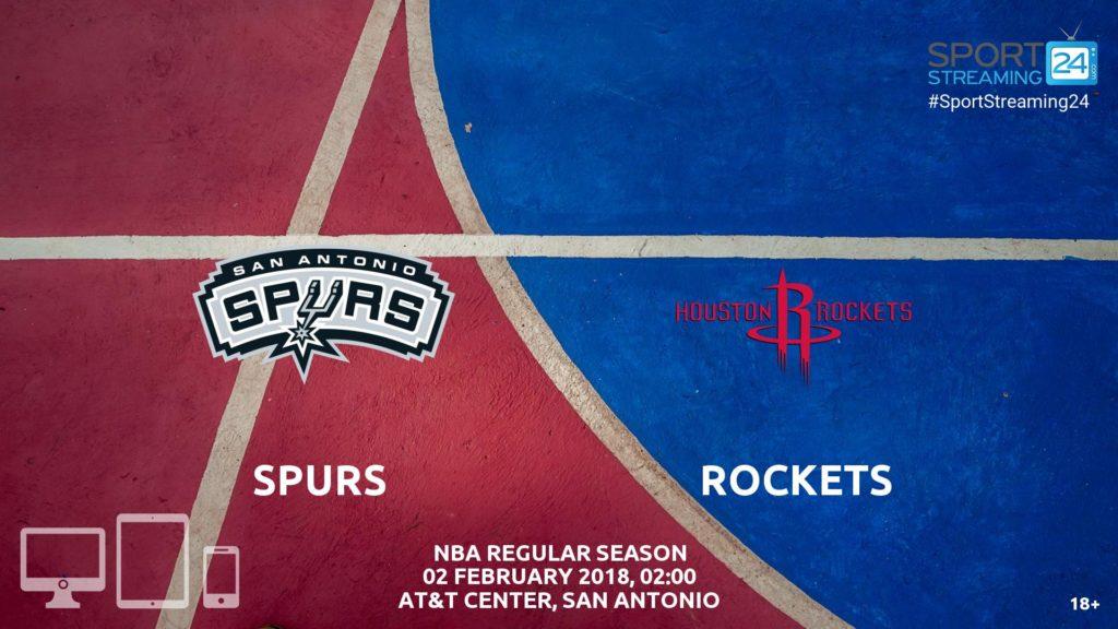 Thumbnail image for San Antonio Spurs v Houston Rockets Live Stream | NBA Preview