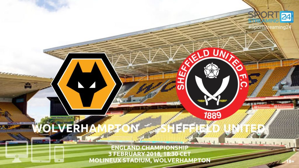 Thumbnail image for Wolves v Sheffield United Live Stream   Championship Preview