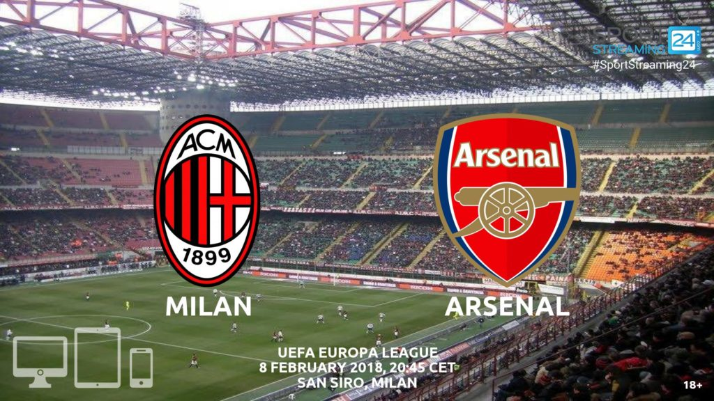 Thumbnail image for Arsenal v Milan Live Stream Betting Odds | UEFA Europa League Match Review
