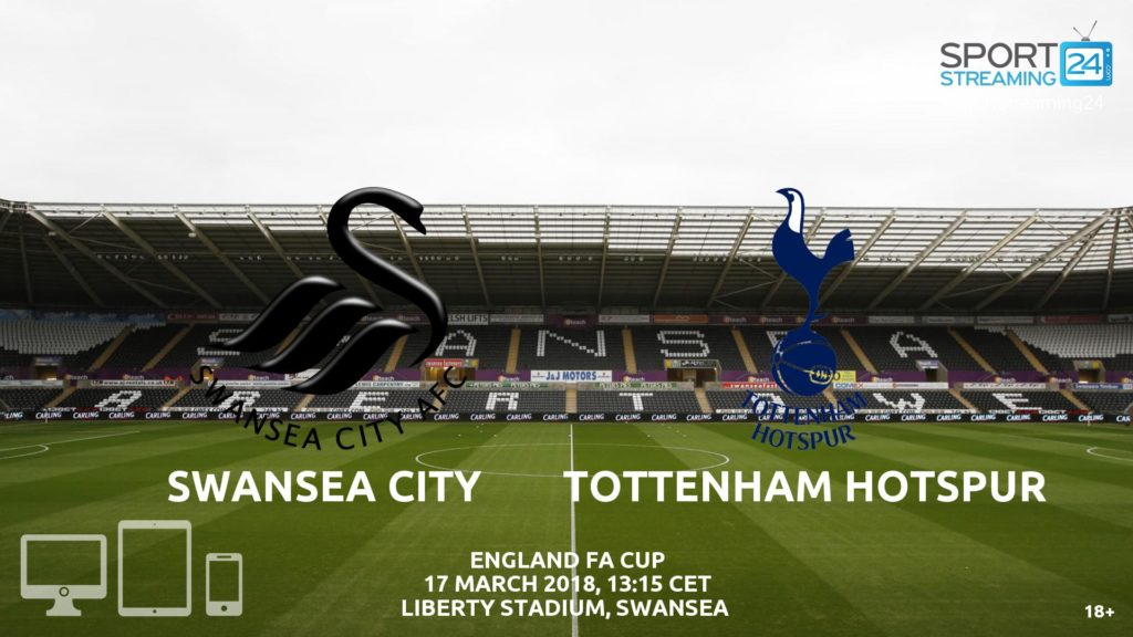 Thumbnail image for Swansea v Tottenham Live Stream FA Cup | Match Review