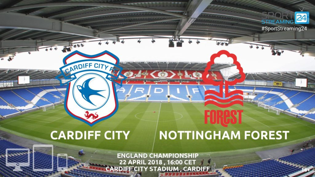 Thumbnail image for Cardiff City v Nottingham Forest Live Stream Championship