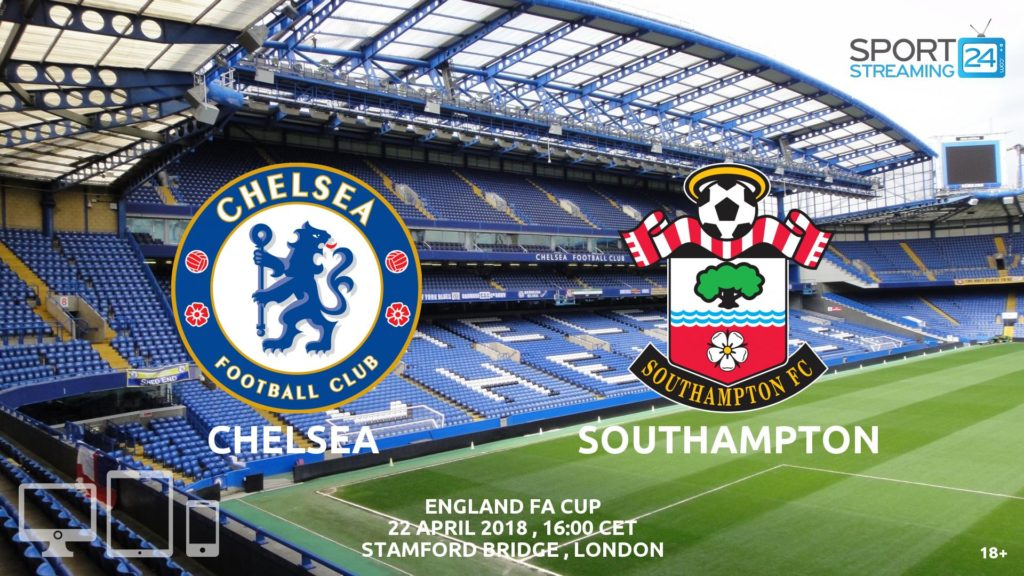 Thumbnail image for Chelsea v Southampton Live Steam | FA Cup