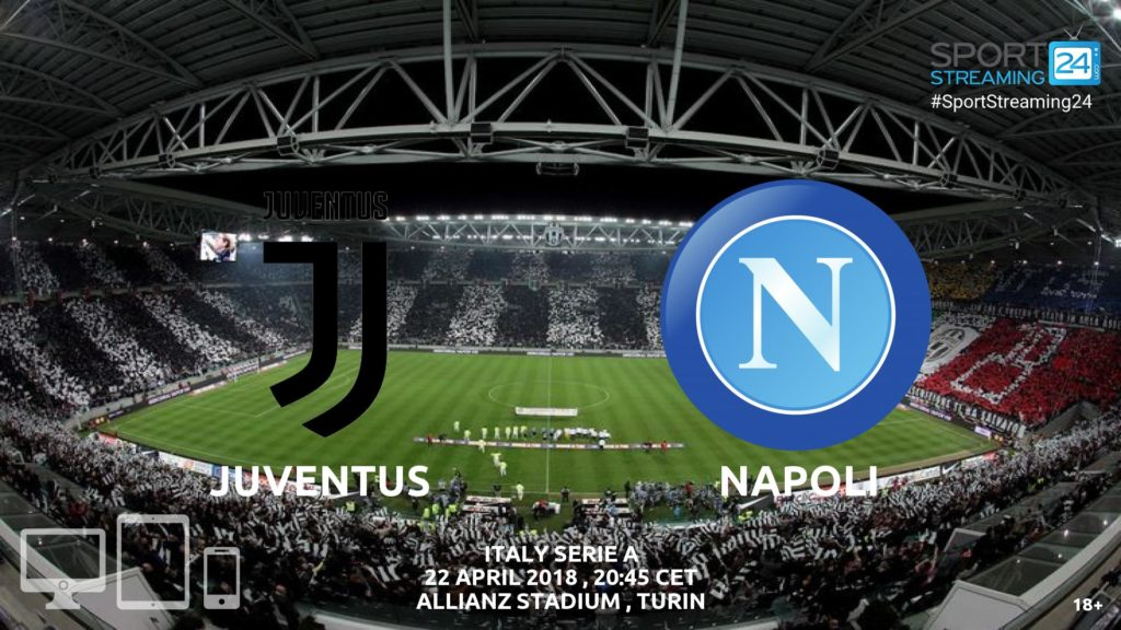 Thumbnail image for Juventus v Napoli Live Streaming |  Serie A