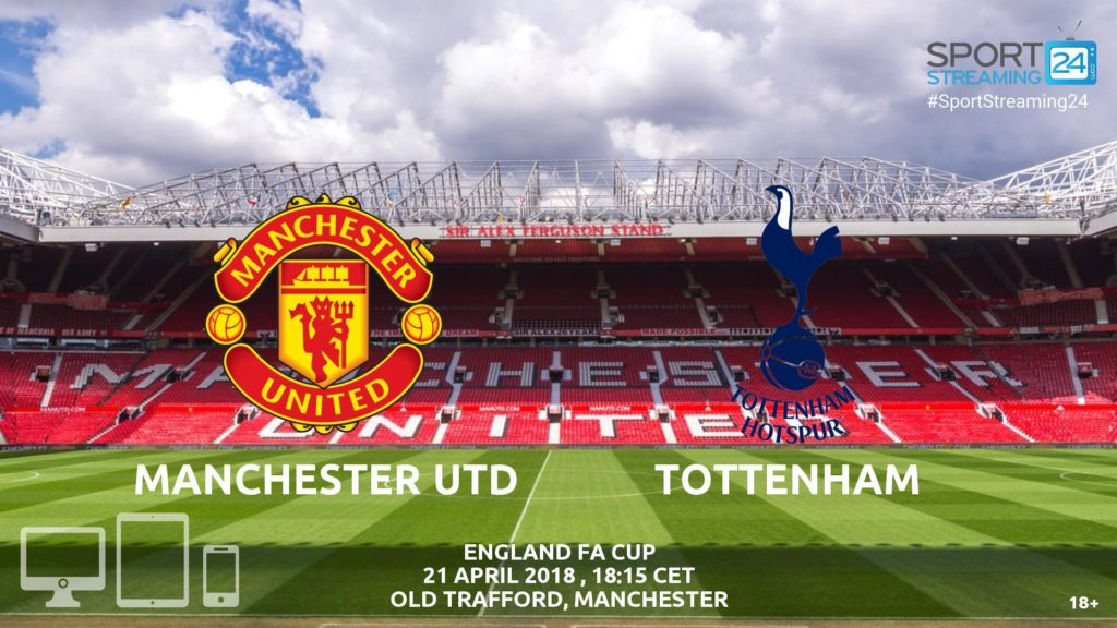 Thumbnail image for Manchester United v Tottenham Live Stream | FA Cup