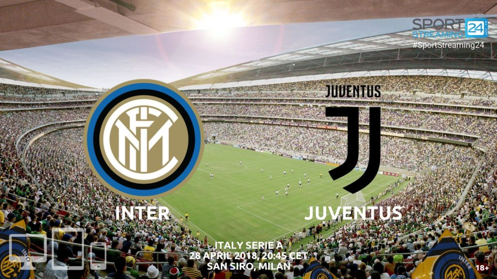 Thumbnail image for Inter v Juventus Live Streaming Serie A