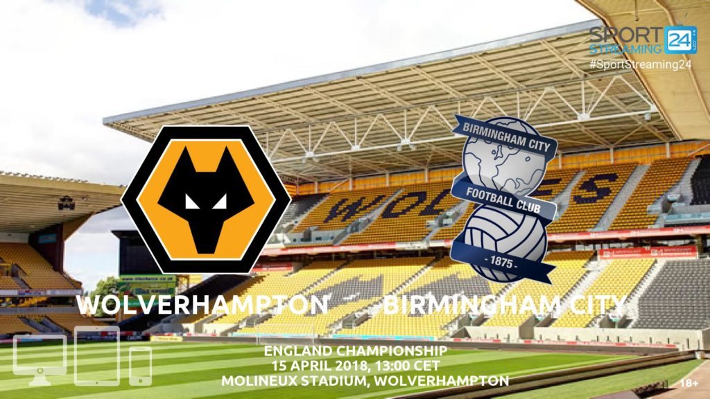 Thumbnail image for Wolverhampton v Birmingham City Live Stream | Championship Match Review