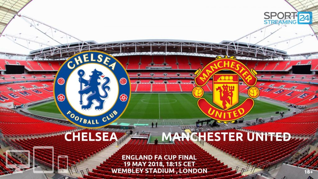 Thumbnail image for Chelsea v Manchester United Live Stream | FA Cup