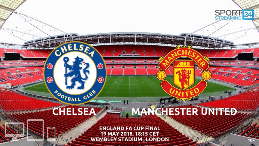 chelsea manchester united live streaming