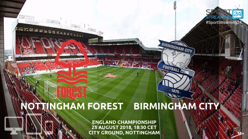 Thumbnail image for Nottingham Forest v Birmingham City Live Stream