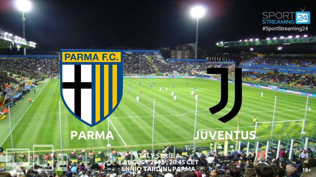 Thumbnail image for Parma v Juventus Live Streaming Serie A