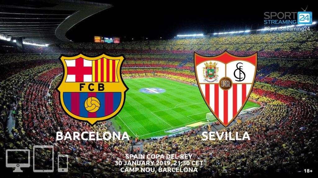 Thumbnail image for Barcelona Sevilla Live Stream | Copa Del Rey