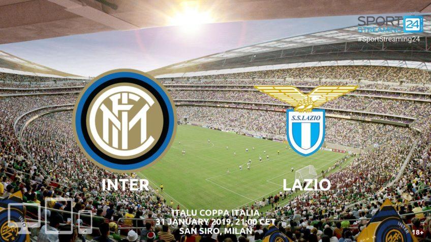 inter lazio live stream coppa italia