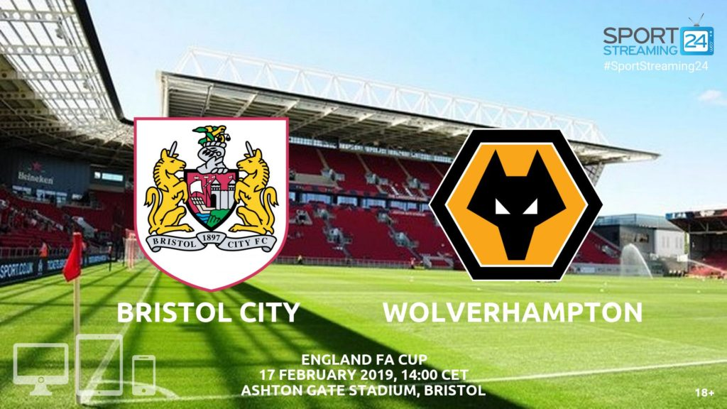 Thumbnail image for Bristol Wolves Live Streaming | FA Cup