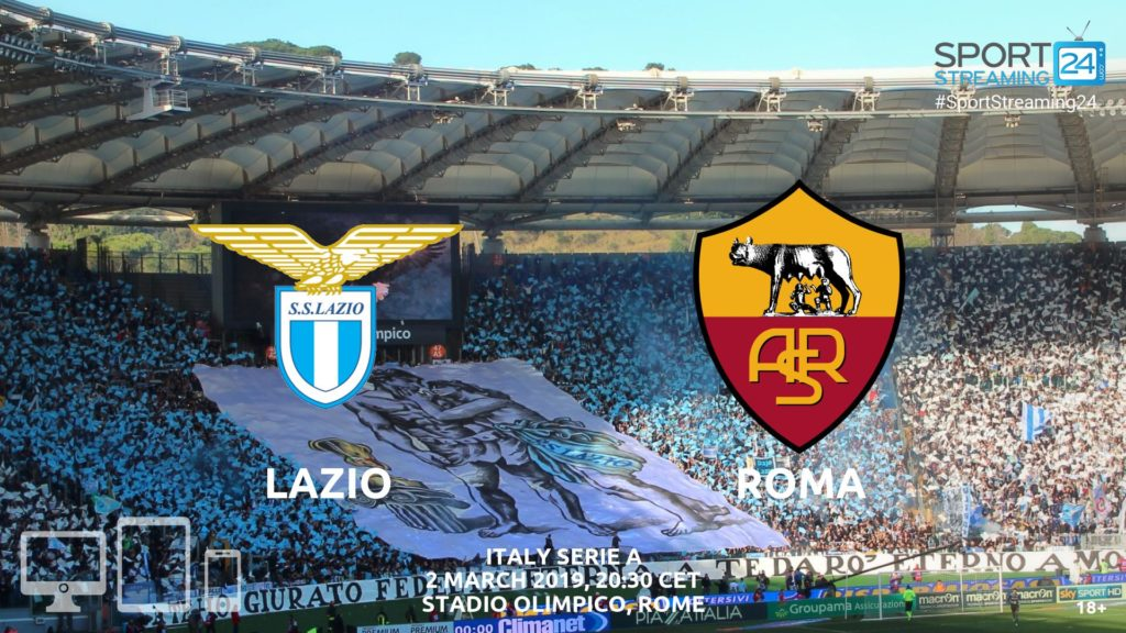 Thumbnail image for Lazio Roma Live Streaming | Serie A