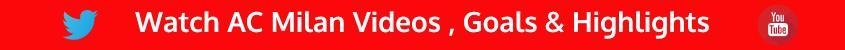 milan goals football highlights video hd
