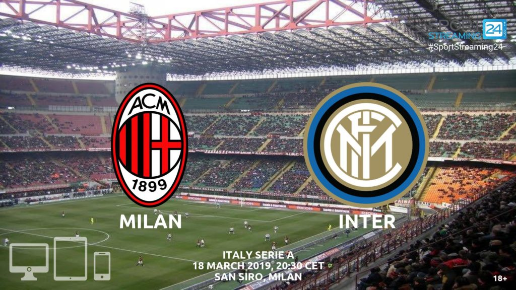 Thumbnail image for Milan Inter Live Streaming | Serie A