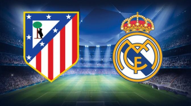 Thumbnail image for Atletico Madrid vs Real Madrid Live Football Streaming