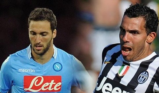 Thumbnail image for Watch Live Juventus v Napoli Free Stream