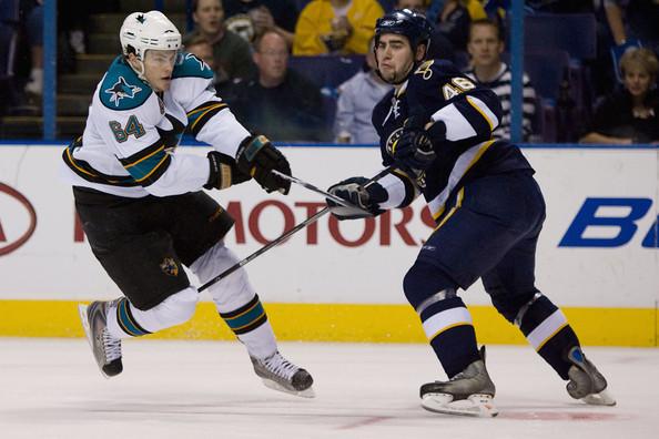 Thumbnail image for St Louis Blues v San Jose Sharks NHL Live Stream